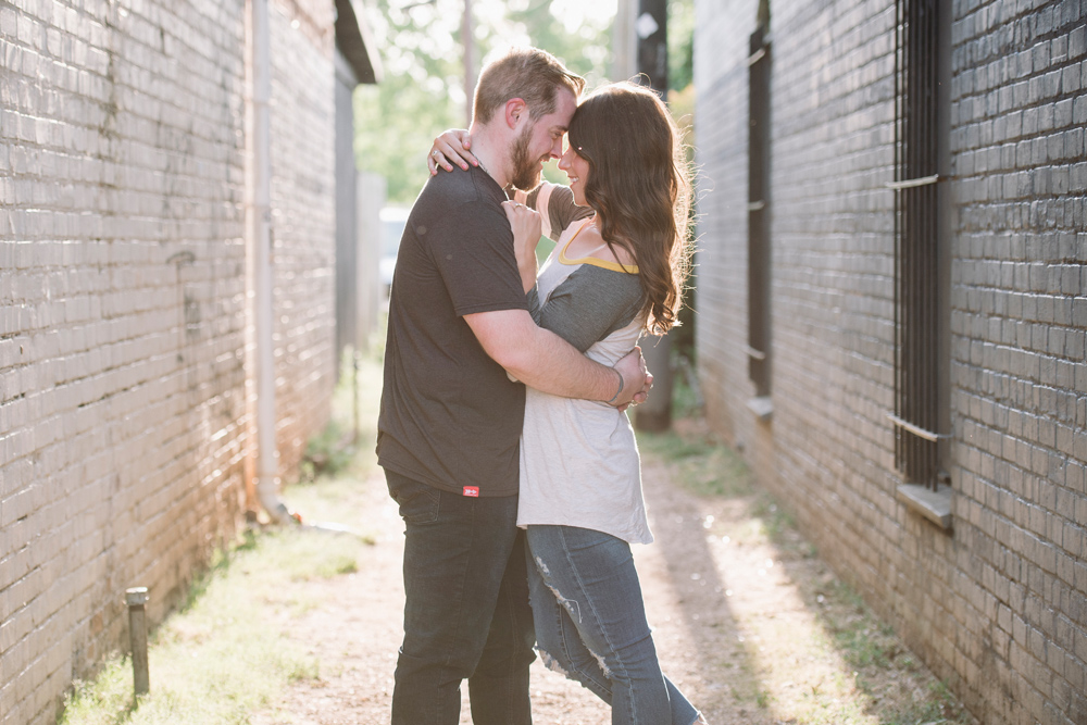 columbia engagement photography