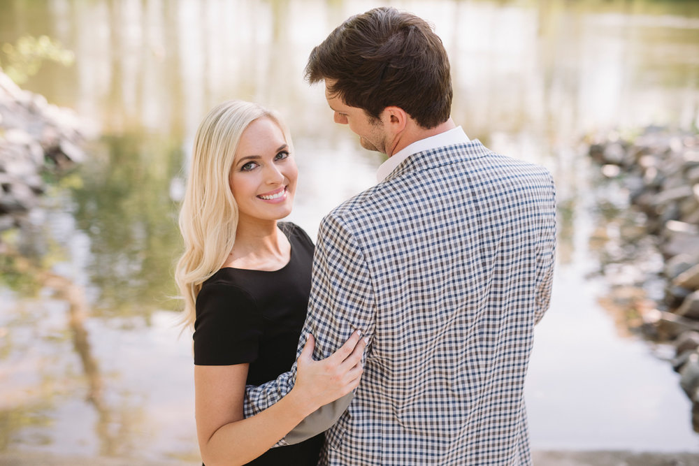real engagement photos