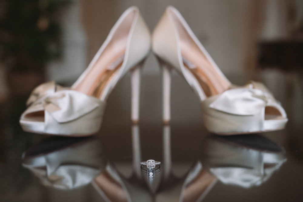 brides shoes boyce chapel