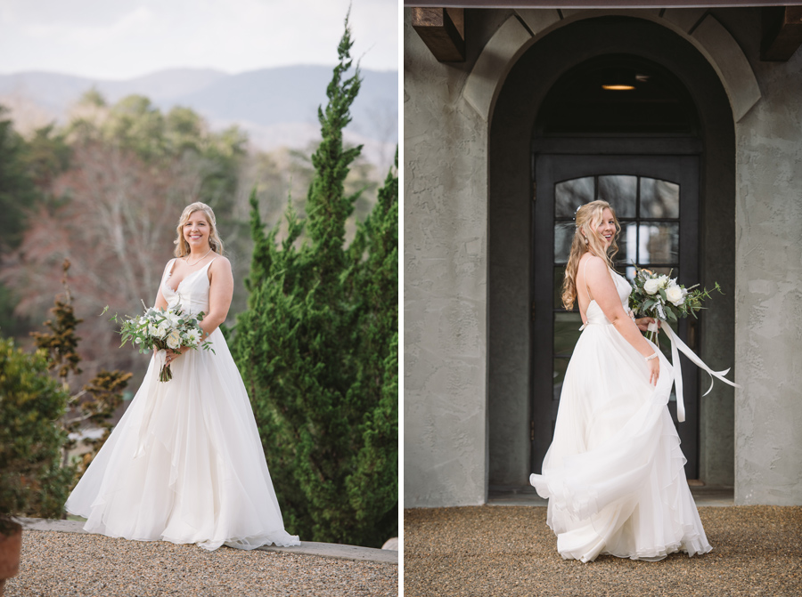 carefree bridal session