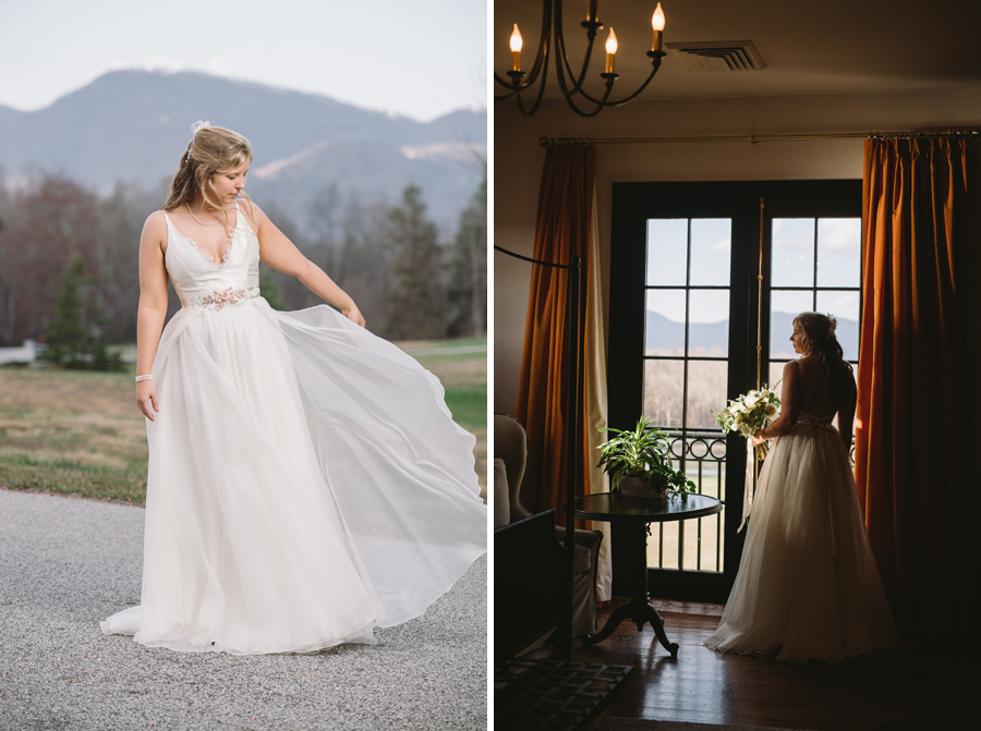 bridal session photographer