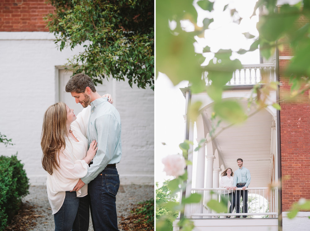 historic house engagement