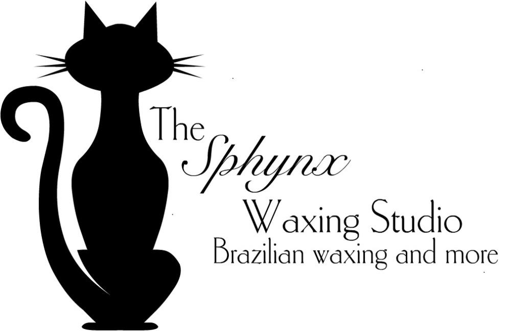 Bikini wax and sphinx