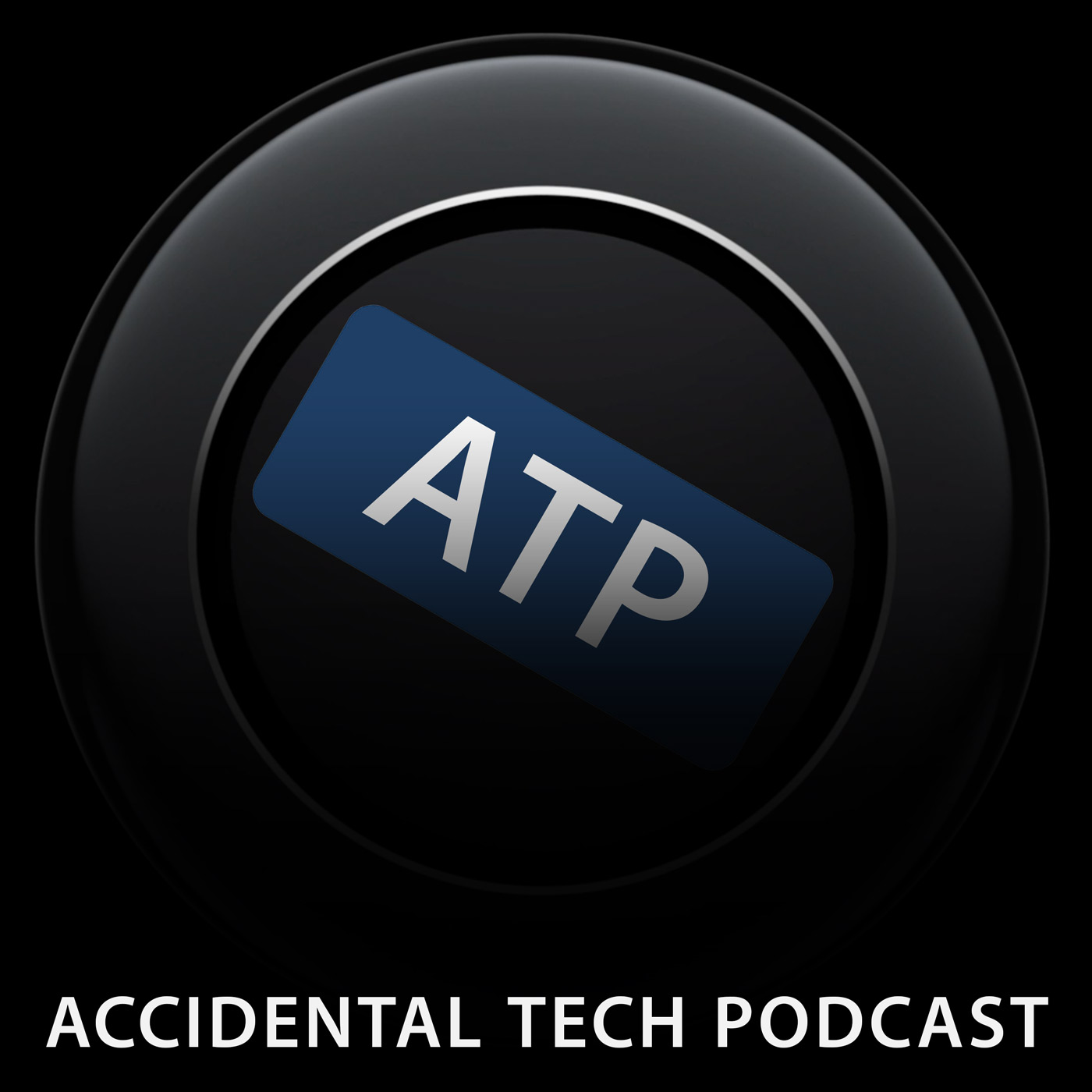 Accidental tech podcast logo