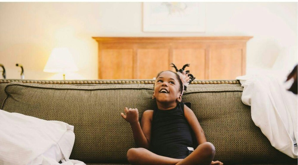When The Challenges Are Stacked: Raising My Black Daughter With Special Needs