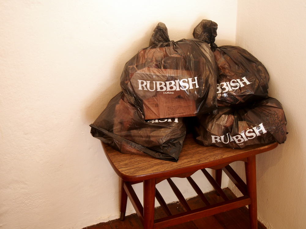 Rubbish ??? Famzine??