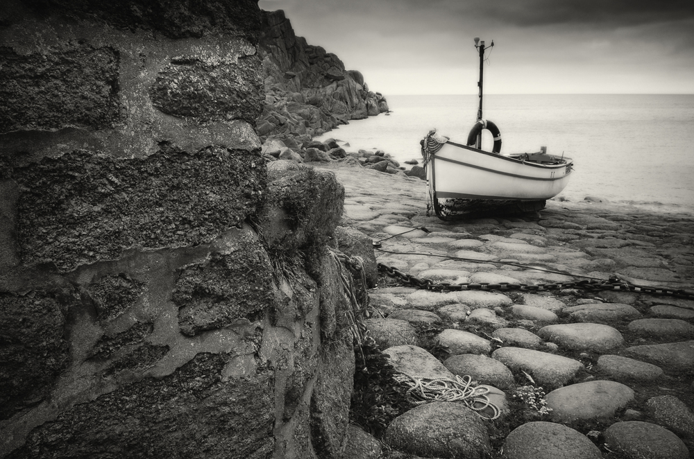 Penberth   Cornwall, England