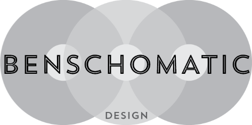 benschomatic.com | chicago graphic designer