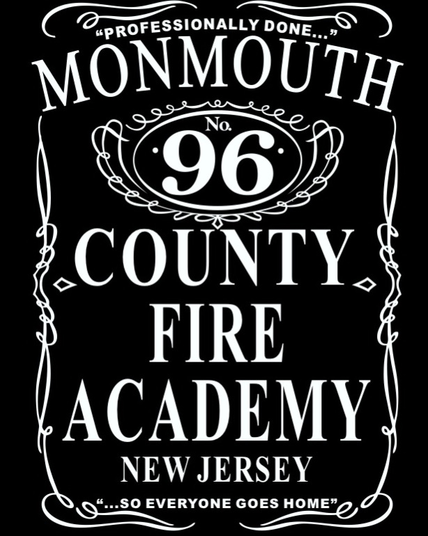 Monmouth County New Jersey Fire Academy: Class 96
