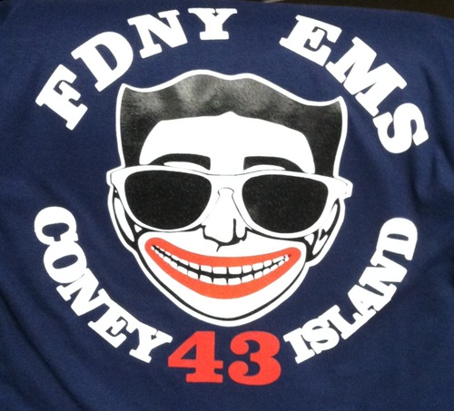 FDNY EMS - Station 43: Coney Island