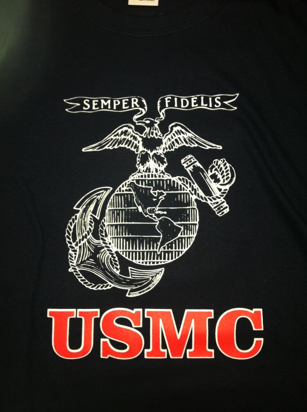 United States Marines: Semper Fidelis (Front)