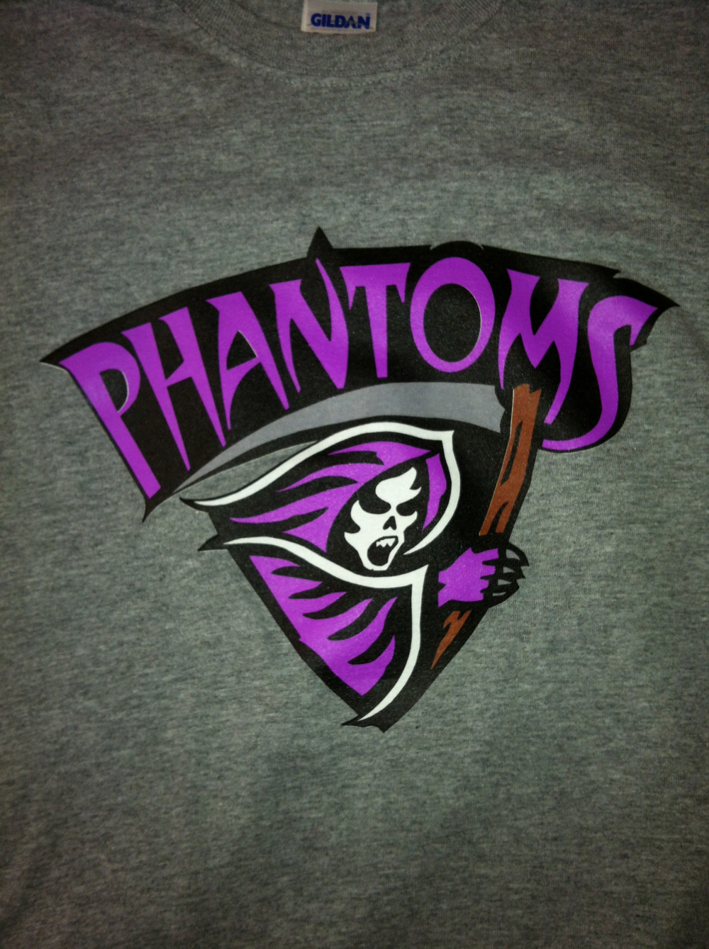 Phantoms Softball Jersey