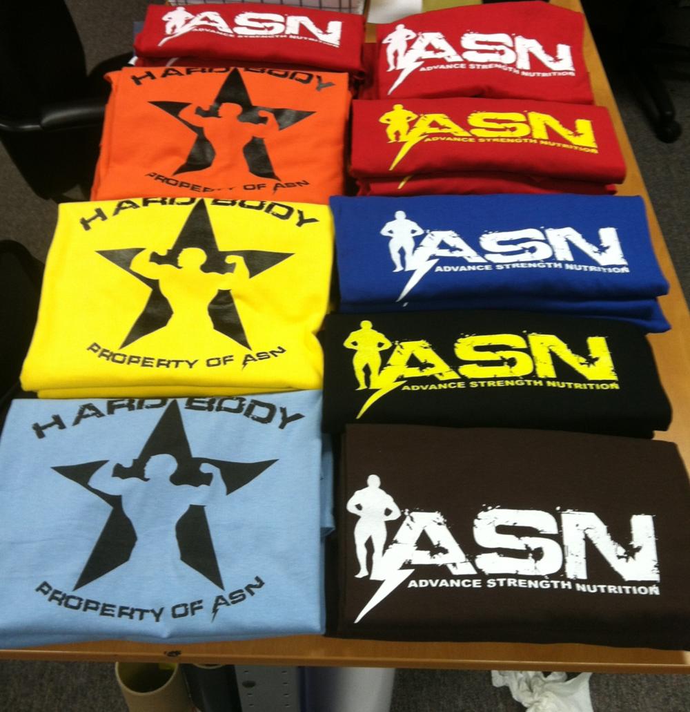 ASN T-Shirts