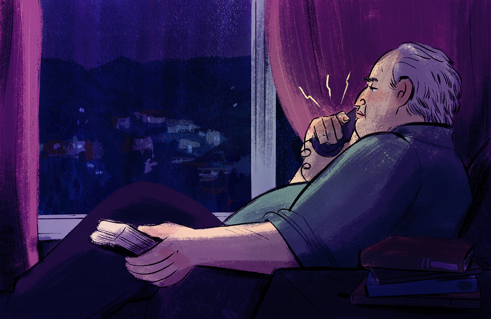What I Learned From My Three A.M. Phone Calls With Marlon Brando  by Rich Cohen    Article