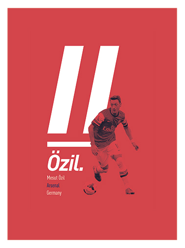 Ozil (Arsenal)
