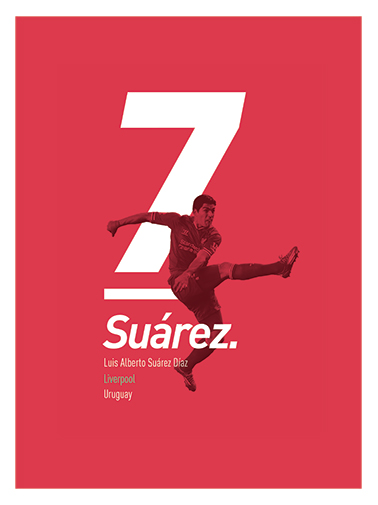 Suarez (Liverpool)