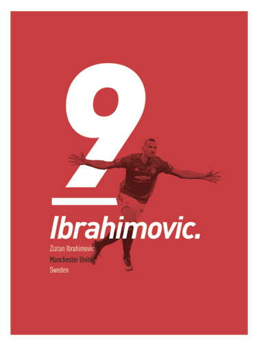Ibrahimovic (Manchester United)