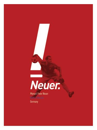 Neuer - Bayern Munich