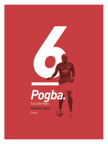 Pogba - Manchester United
