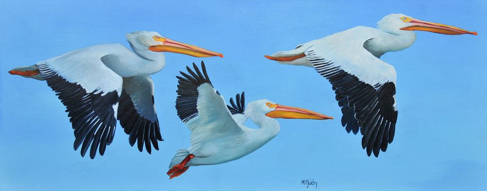 Three_Pelicans_louisiana_m.guidry_michael_guidry_oil_painting_marsh_new_orleans_artist.jpg