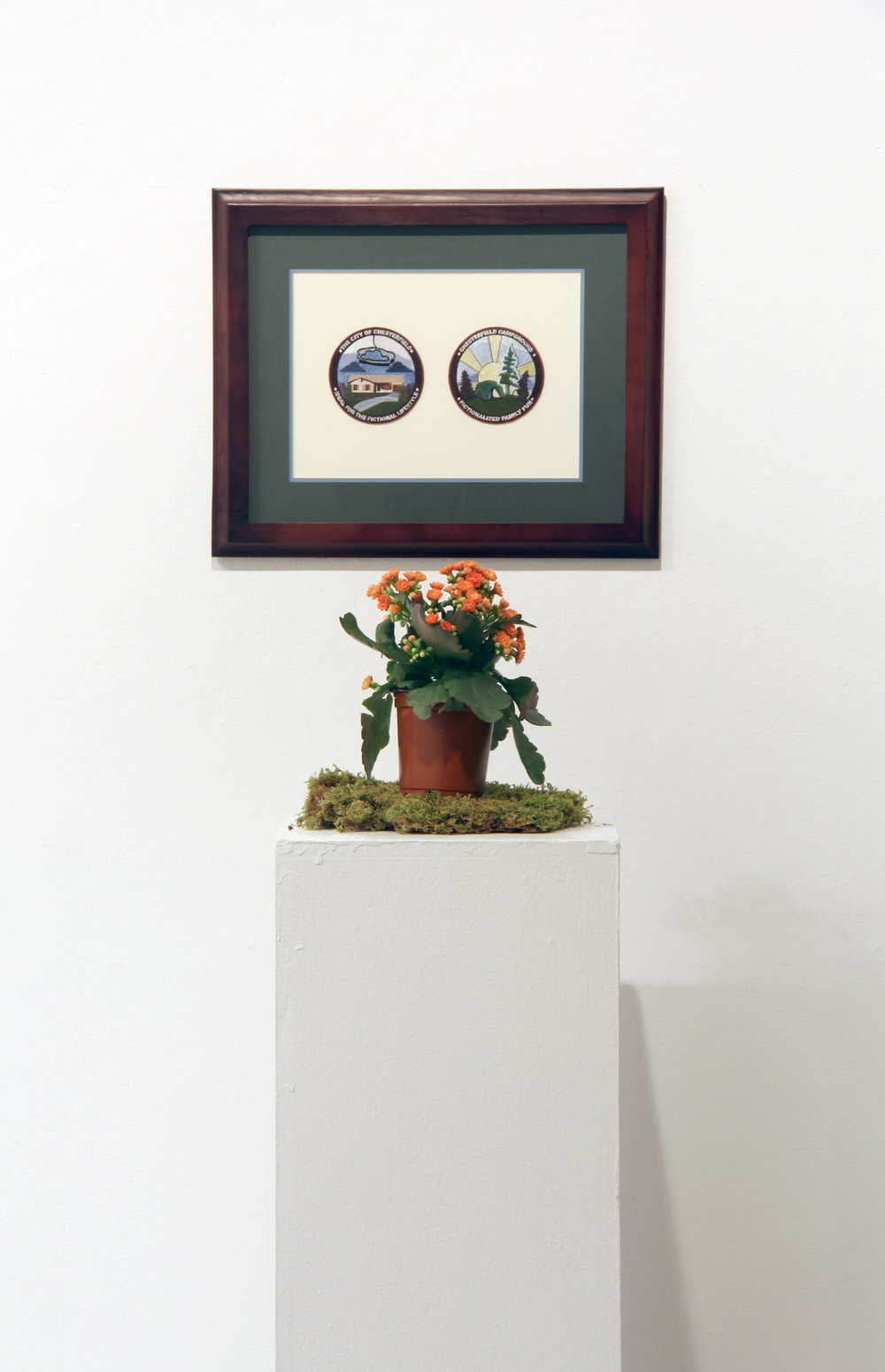 'Welcome to Chesterfield' at Anna Leonowens Gallery (2012)