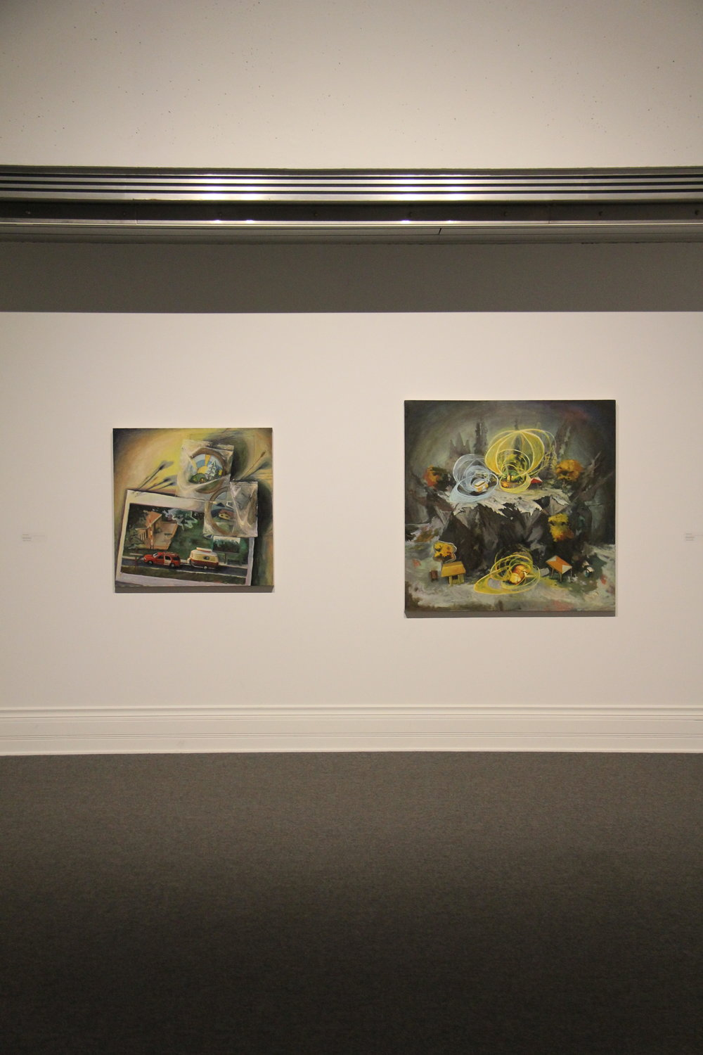 'Brave New Worlds' at Museum London (2013)