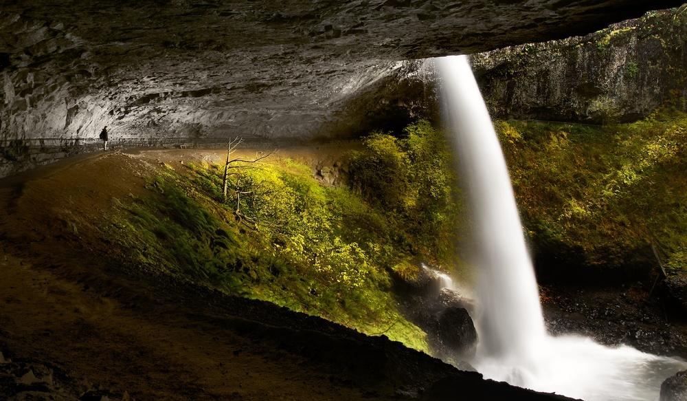 Silver Falls, Oregon