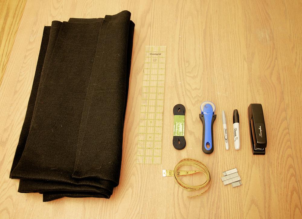 DIY Softbox Grid Supplies