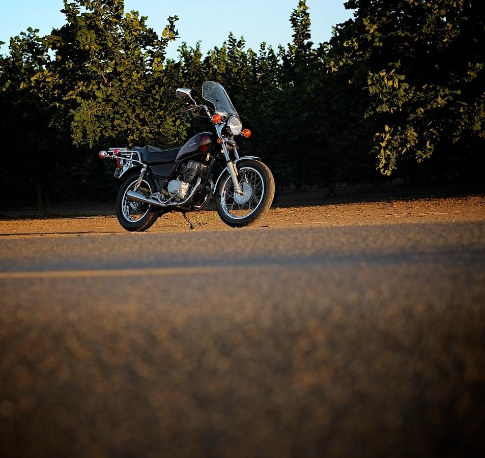 1982 Honda CM250C