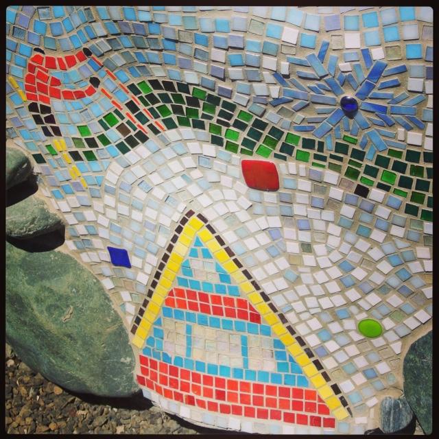 Centenial Mosaic Art 1
