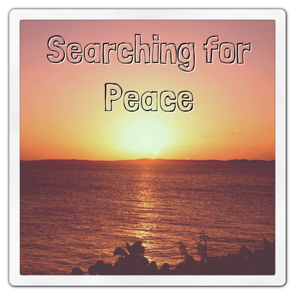 Seeking Peace