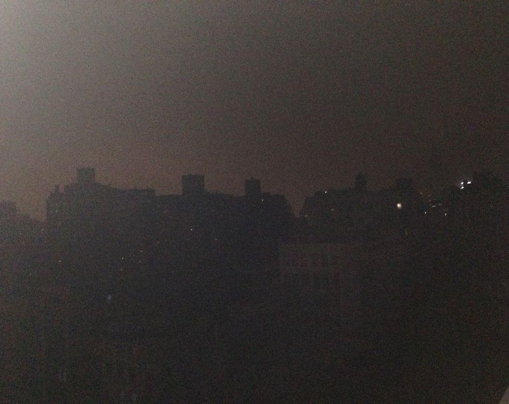 NYC Lights Out