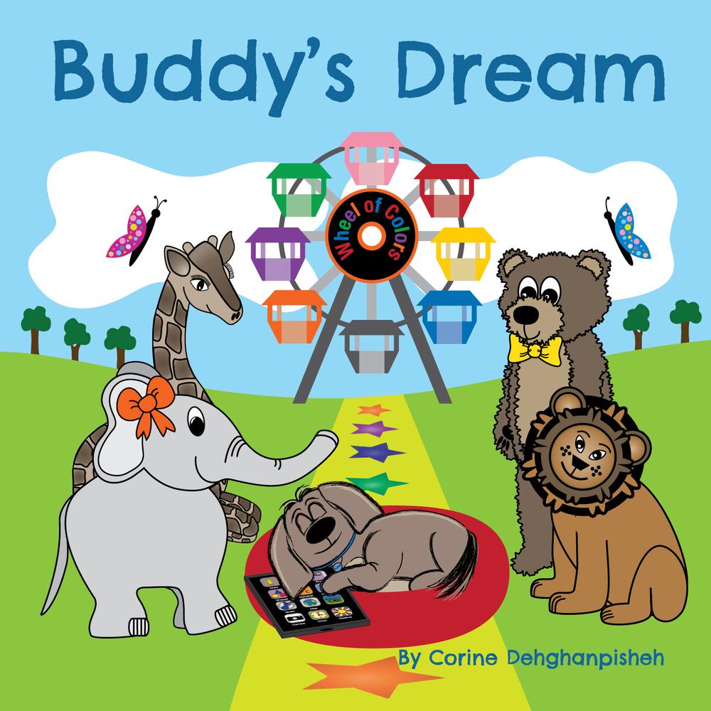 2nd Children's Book by Corine Dehghanpisheh