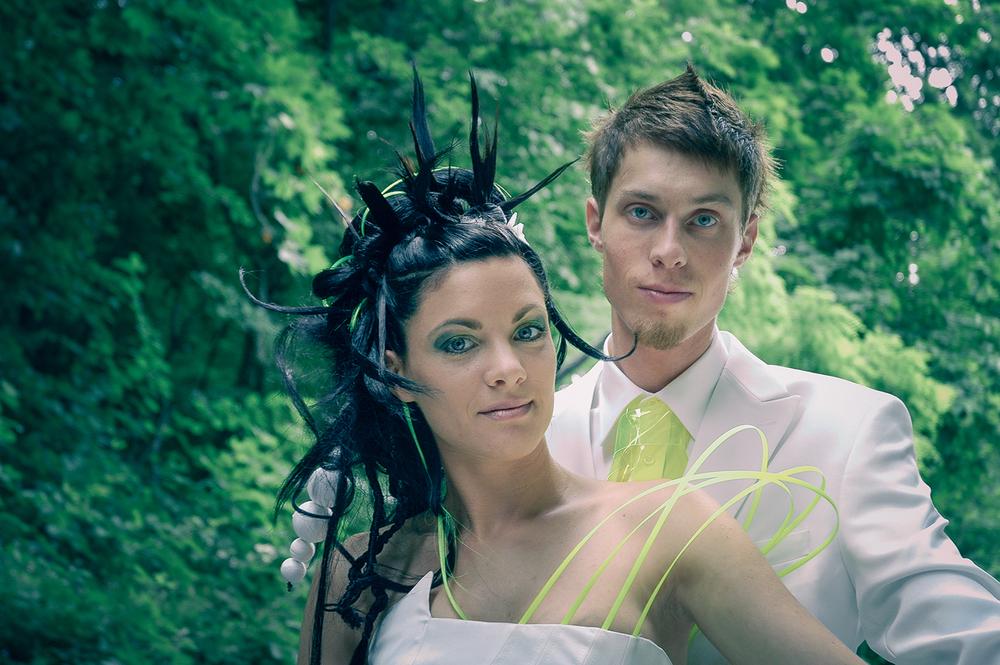 Sara & Thomas.