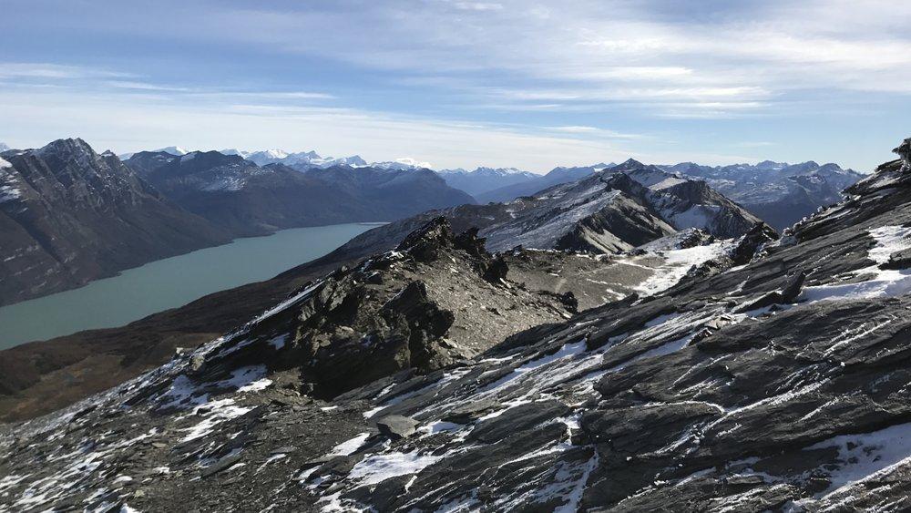 Cerro Guanaco, parque national  Tierra del Fuego , Ushuaia, Argentine.
