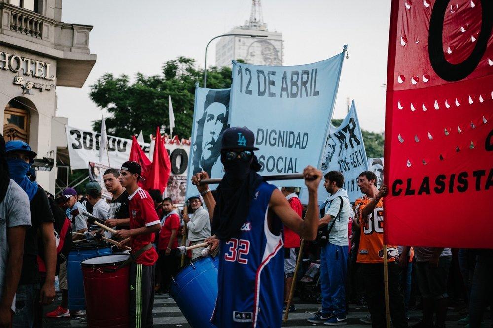 24 de Mayo, Buenos Aires, Argentine.