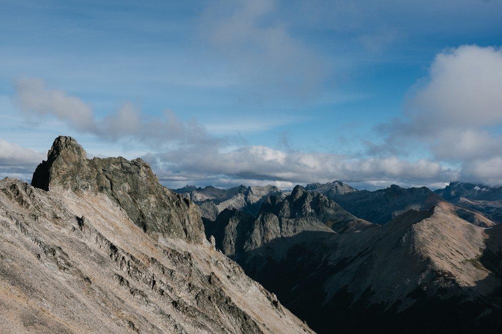 Cerro López, Bariloche, Argentine.