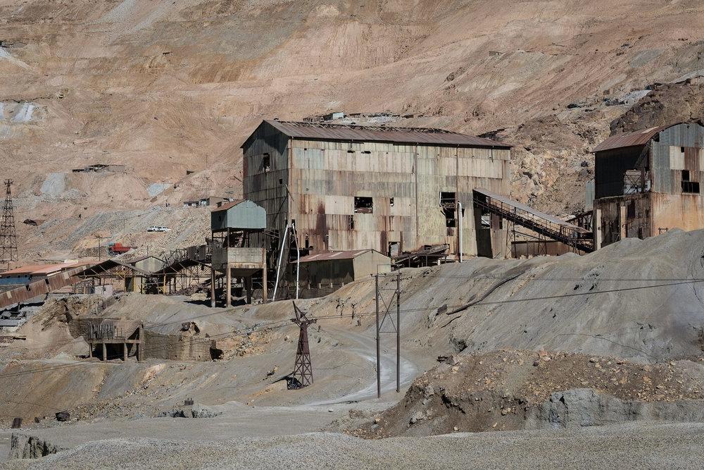 Mine de Potosí  - Bolivie