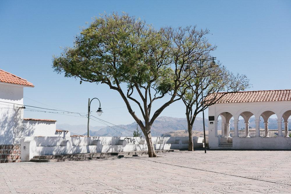 Sucre «la ville blanche»  - Bolivie
