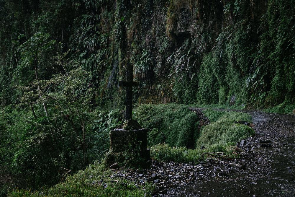Camino de la Muerte / Route des Yungas  - Bolivie
