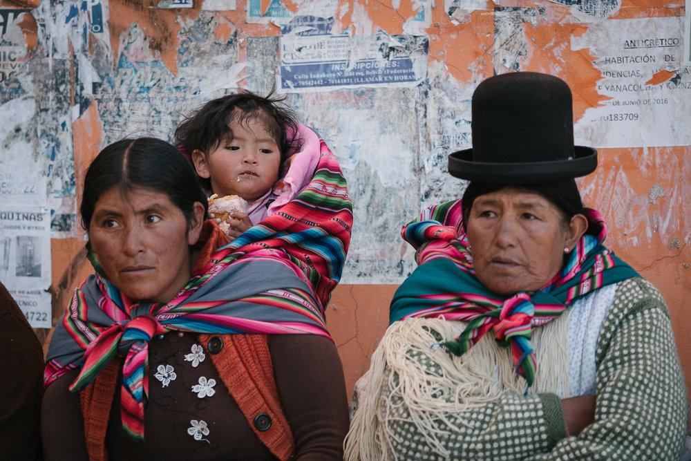 La Paz  - Bolivie