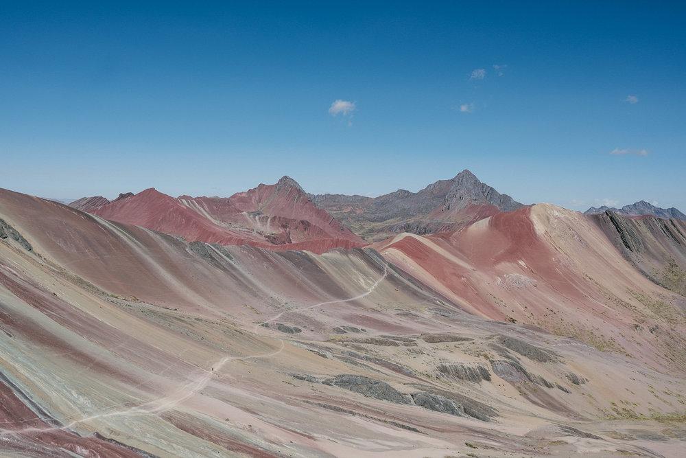 Cerro Vinicunca / Rainbow Mountain (5200m)  - Cusco, Pérou