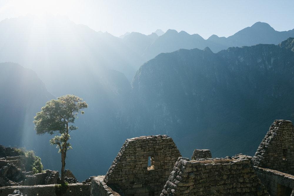 Machu Picchu  - Aguas Calientes, Pérou