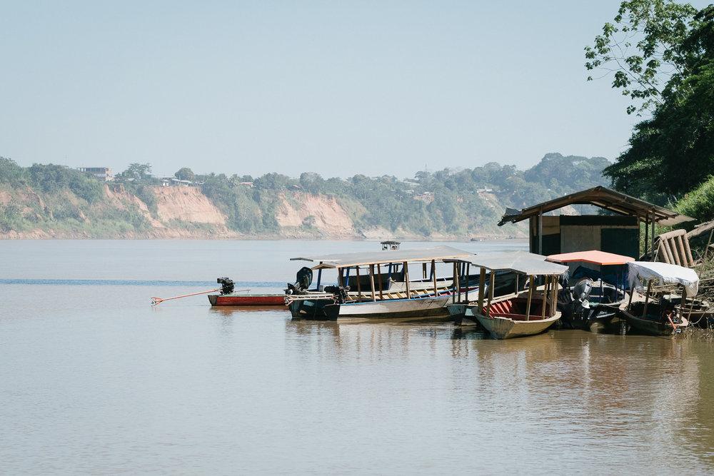 Reserve de Tambopata  - Puerto Maldonado, Pérou