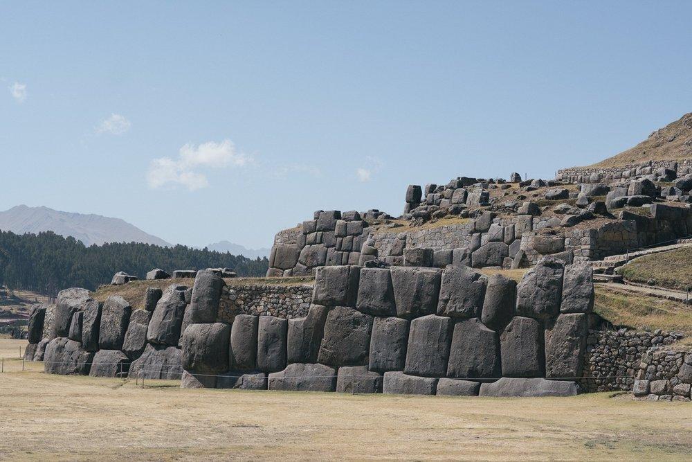 La Vallée Sacrée: Sacsayhuaman  - Cusco, Pérou