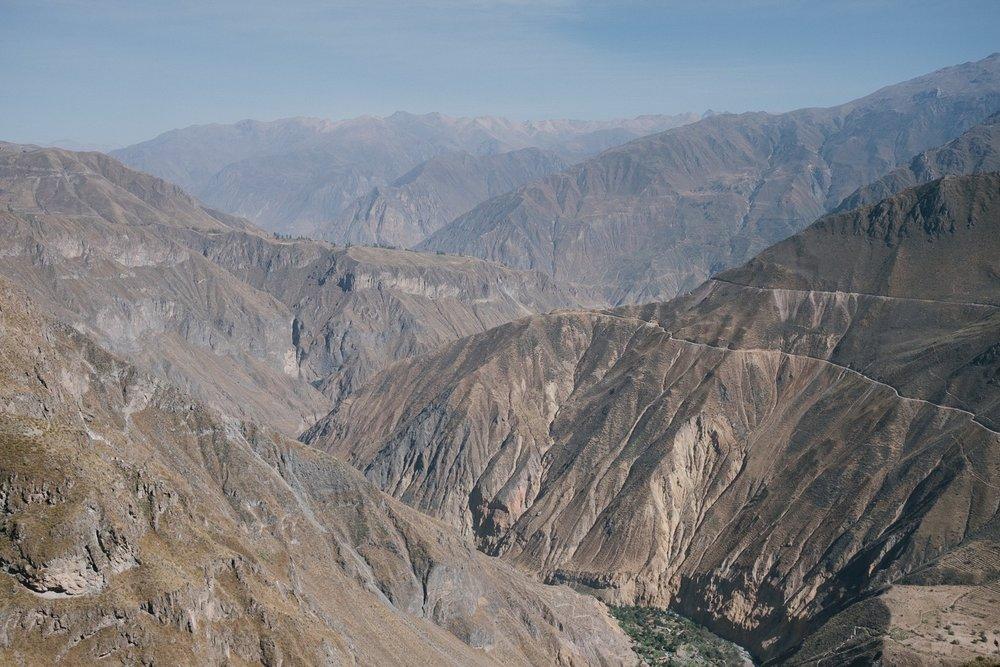 Canyon de Colca  - Arequipa, Pérou