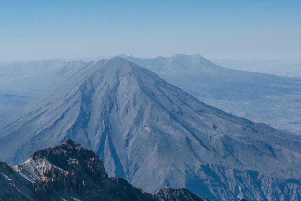 Volcan Chachani  - Arequipa, Pérou