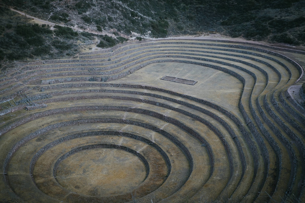 Moray  - La Vallée Sacrée, Pérou