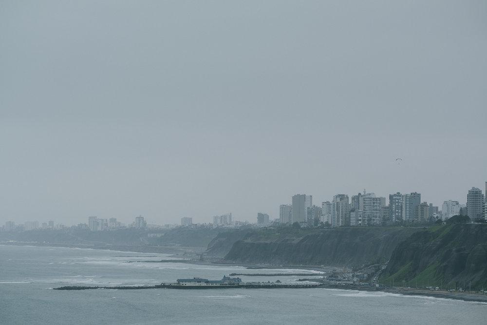 Miraflores  - Lima, Pérou.