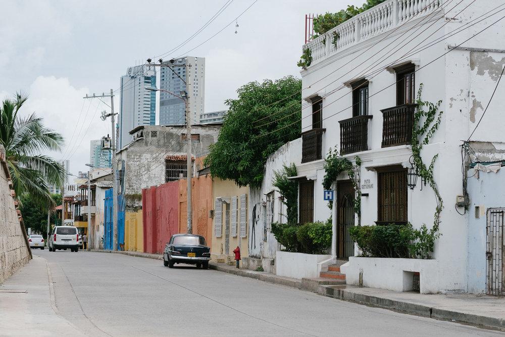 Carthagène  - Carthagène, Colombie.